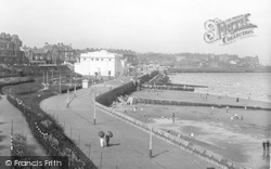 Bridlington, The Spa 1913