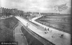 Bridlington, The Spa Gardens 1927