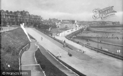 Bridlington, The Spa Gardens 1927