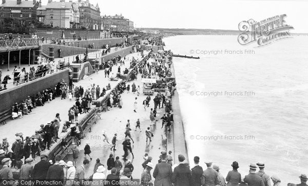 Bridlington, The Terraces 1923