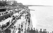 Bridlington, The Terraces 1923