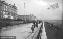 Bridlington, The Terraces 1925