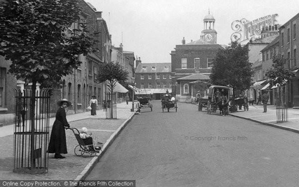 Bridport, 1912