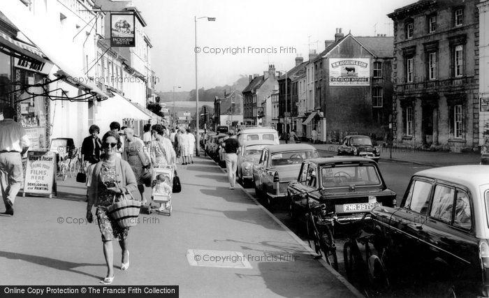 Photo of Bridport, 1966