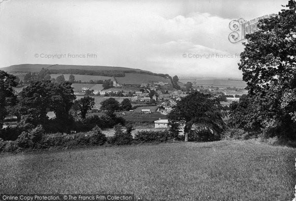Bridport, Allington 1922