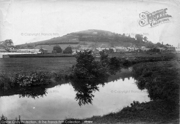 Bridport, Allington Hill 1903