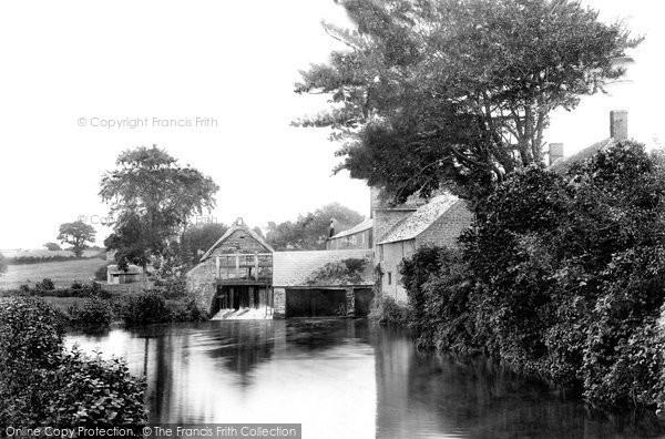 Bridport,East Mill 1904,Dorset