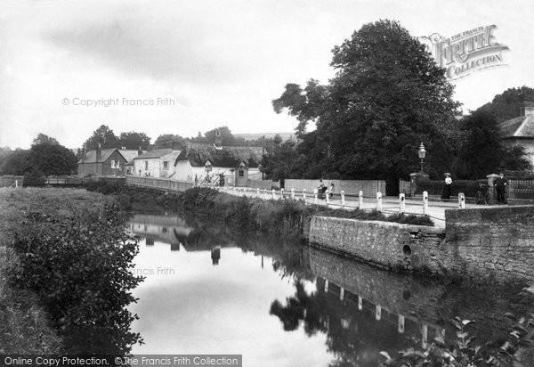 Bridport, East Road 1904