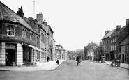Bridport, East Street 1912