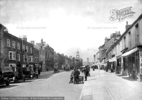 Bridport, East Street 1927