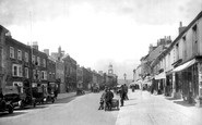 Bridport, East Street 1927