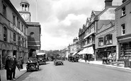 Bridport, East Street 1930