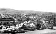 Bridport, From Allington Hill 1897