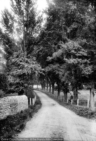 Bridport, Hyde Road 1904