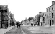 Bridport, South Street 1897