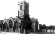 Bridport, St Mary's Parish Church 1902