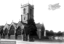 Bridport, St Mary's Parish Church 1902