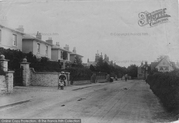 Bridport, West Allington 1909