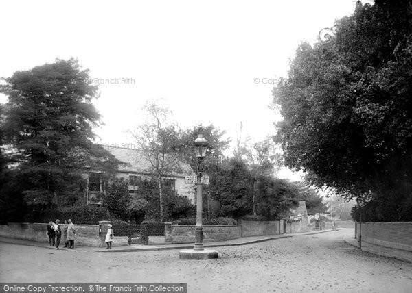 Bridport, West Allington 1913