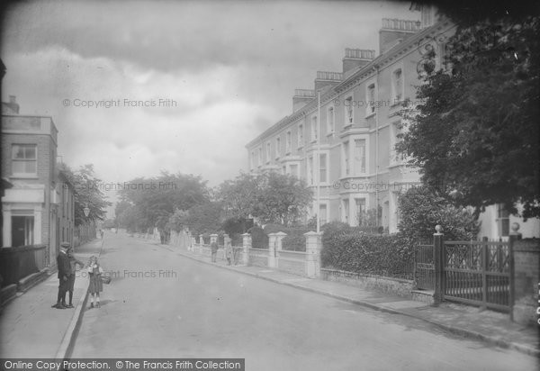 Bridport, West Allington 1918