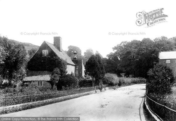 Bridport, West Road 1909