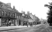 Bridport, West Street 1909