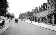 Bridport, West Street 1912