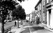 Bridport, West Street c.1965