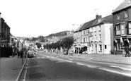 Bridport, West Street c.1965