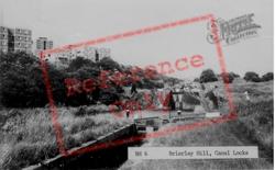 Canal Locks c.1965, Brierley Hill