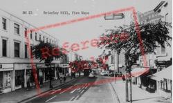 Five Ways c.1965, Brierley Hill
