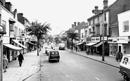Brierley Hill, High Street 1968