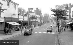 High Street c.1965, Brierley Hill