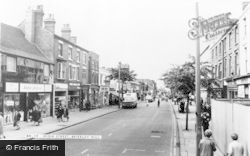 Brierley Hill, High Street c.1968