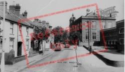 Moor Street c.1965, Brierley Hill