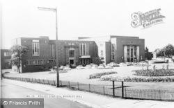 Brierley Hill, Police Station c.1965