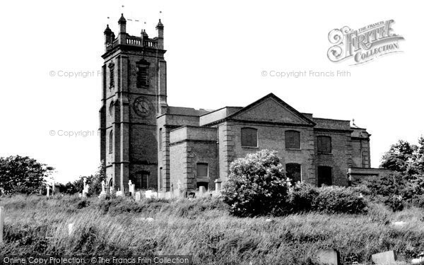 Photo of Brierley Hill, St Michael's Church c.1965