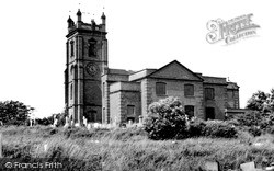 Brierley Hill, St Michael's Church c.1965