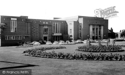 Brierley Hill, West Midlands Constabulary c.1965