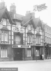 Brigg, Angel Hotel c.1955