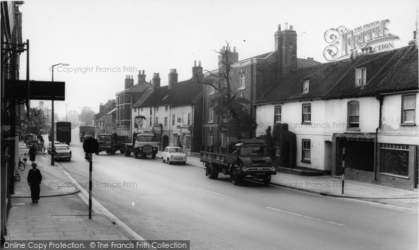 Brigg, Bridge Street c.1960