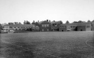 Brigg, Girls High School c.1960
