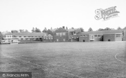 Brigg, Girls High School c.1960