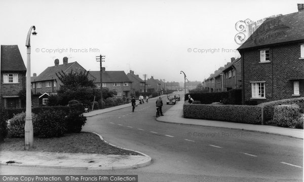 Brigg, Springbank Estate c.1960