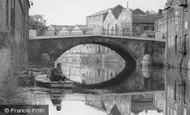 Brigg, The Bridge And Spring & Co c.1960