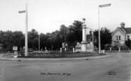 Brigg, The Memorial c.1960