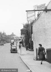 Brigg, White Hart Inn c.1955
