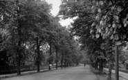 Brigg, Wrawby Road c.1955