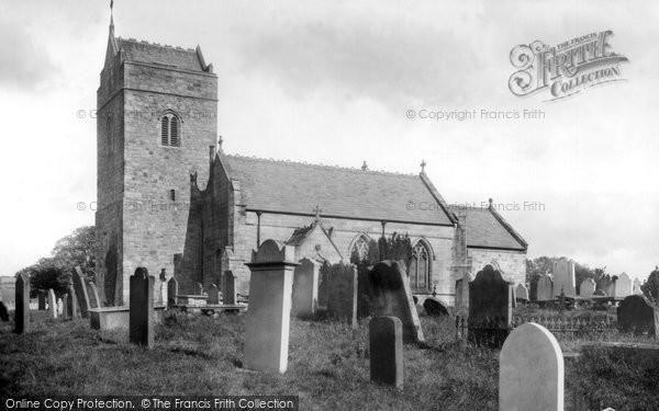 Brigham, St Bridget's Church 1906