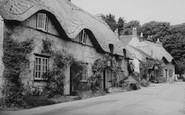 Brighstone, Post Office c.1960